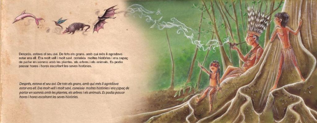 Propuesta didáctica Red de Escuelas Guardianas de la Amazonía