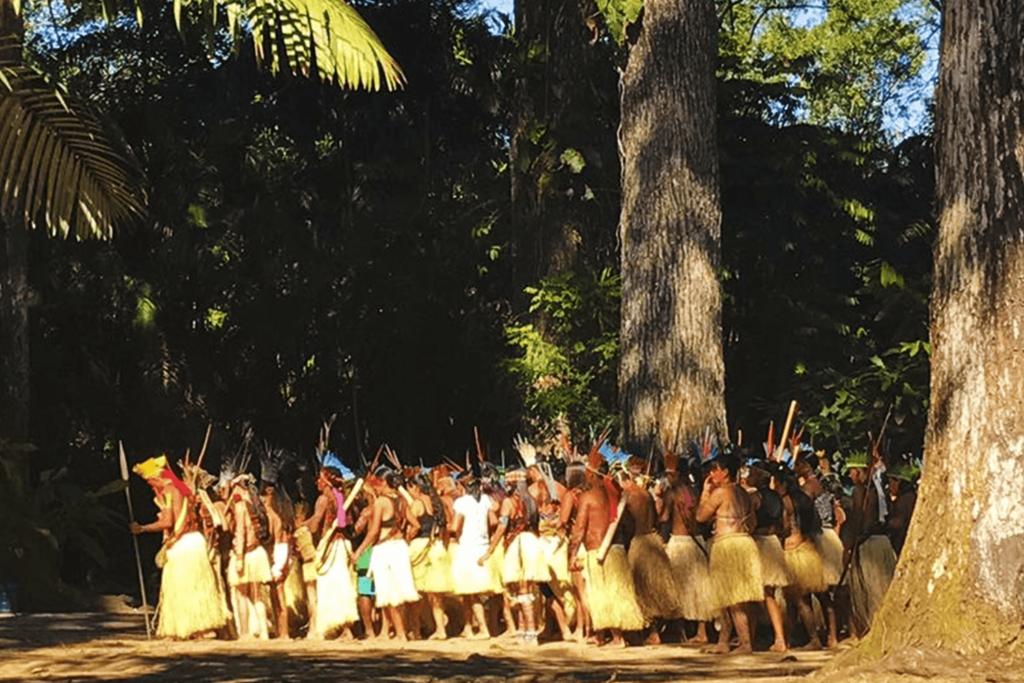 Etnias Amazónicas Amazonas Guardianes del amazonas puyanawa